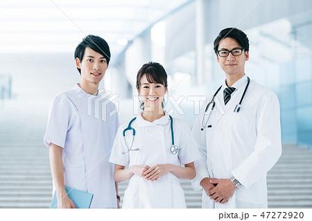 白衣 医療 47272920