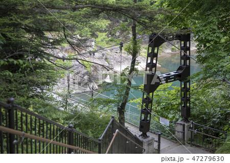 岩手県一関市 厳美渓 47279630