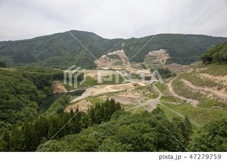 秋田県東成瀬村 成瀬ダム建設工事 47279759