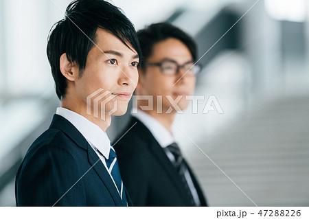 ビジネスシーン 男性 47288226