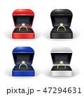立体 3D 3Dのイラスト 47294631