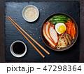 ラーメン 食 料理の写真 47298364