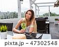 カクテル カクテルドリンク アイスの写真 47302548