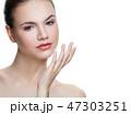 女性 美容 メスの写真 47303251