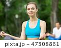 女 女の人 女性の写真 47308861