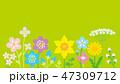 春 花 植物のイラスト 47309712