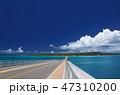 宮古島と伊良部島を結ぶ伊良部大橋 47310200