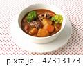 肉 料理 食べ物の写真 47313173