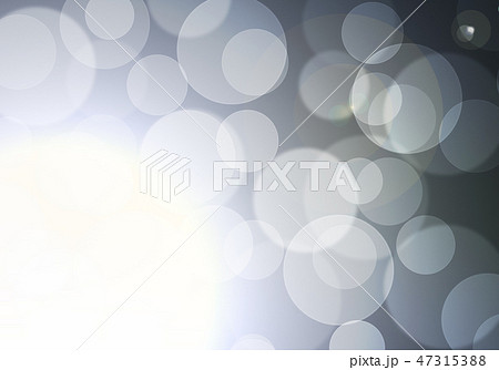 シャボン玉の背景素材 47315388