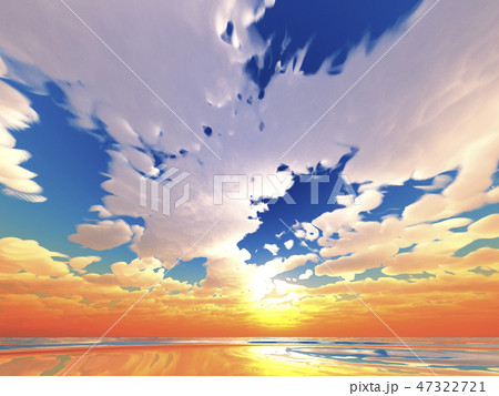 風と雲と海と 47322721