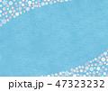 桜 春 フレームのイラスト 47323232