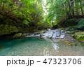 渓流 川 河川の写真 47323706