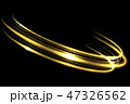 黄金 金色 きらきらのイラスト 47326562