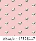 わんこ 犬 パグのイラスト 47328117