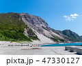 神津島 天上山 海の写真 47330127