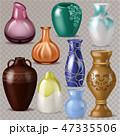 つぼ 花瓶 ベクターのイラスト 47335506
