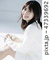 女性 ポートレート アジア人の写真 47339692