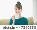 飲む 飲み物 コーヒーの写真 47340558