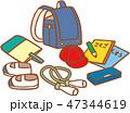 入学準備品 小学校 47344619
