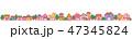 街並 手描き 47345824