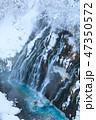 厳冬の北海道_白ひげの滝 47350572