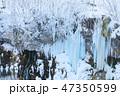 厳冬の北海道_白ひげの滝 47350599