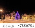 北海道_美瑛駅クリスマスツリー 47350751