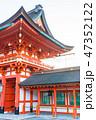社 神殿 神社の写真 47352122