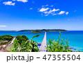 角島 角島大橋 橋の写真 47355504