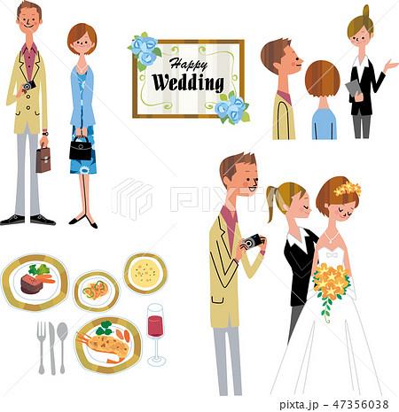 結婚いろいろ 47356038