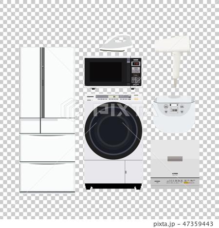 White goods appliances _ 01 47359443