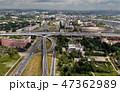 ハイウェイ 高速道路 自動車道の写真 47362989