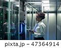 ビジネス コンピュータ コンピューターの写真 47364914