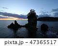 三王岩の日の出 47365517