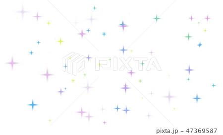 輝く星の背景 壁紙 47369587