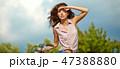 女 女の人 女性の写真 47388880