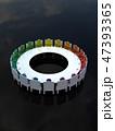 3D 人 会議のイラスト 47393365