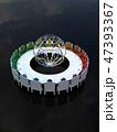 人 会議 G20のイラスト 47393367
