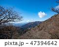 大山 山 風景の写真 47394642