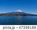 田貫湖からの富士山 47398188