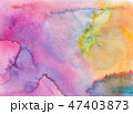 Abstract watercolor background. 47403873