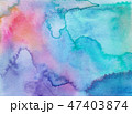 Abstract watercolor background. 47403874