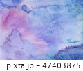 Abstract watercolor background. 47403875