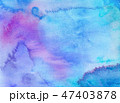 Abstract watercolor background. 47403878