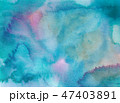 Abstract watercolor background.  47403891