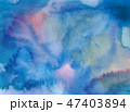 Abstract watercolor background.  47403894