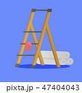 ハシゴ はしご 梯子のイラスト 47404043