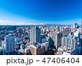 横浜 街並み 都市の写真 47406404