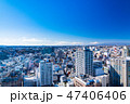 横浜 街並み 都市の写真 47406406