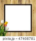 板 木目 壁のイラスト 47408781